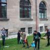 Laubbläsertreffen Amberg auf Antenne Bayern
