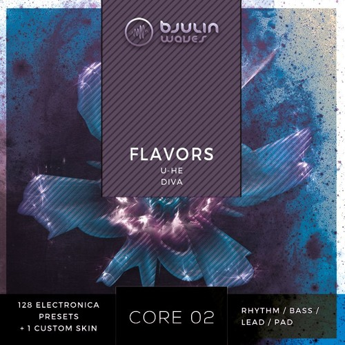 Bjulin - Flavors Of Cakepops - Flavors Demo (dressed)
