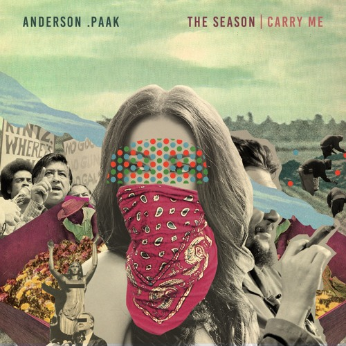The Season / Carry Me - Anderson .Paak prod. 9th Wonder & Callum Connor