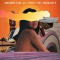 Anderson Paak Am I Wrong (Ft. Schoolboy Q, prod. Pomo) Artwork