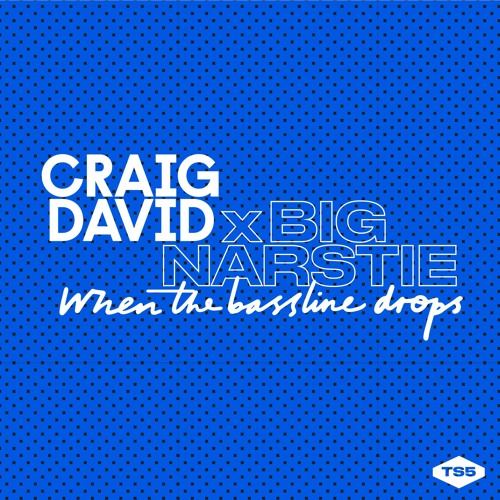 Craig David x Big Narstie - When The Bassline Drops (Mistajam Radio 1 Rip)