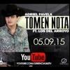Lagu Original- Tomen Nota - Adiel Favela Ft. Los Del Arroyo