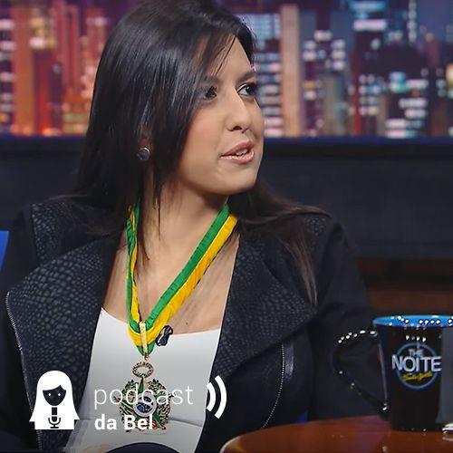 Entrevistas com Bel - Ep.3 - Bel no The Noite com Danilo Gentilli (SBT)