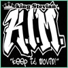 Keep It Movin (Reply To Krystal Klear Da Lioness) @Ministersteviet