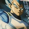 Vegeta Super saiyan Blue Theme (Made by The Enigma TNG )