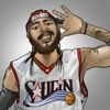 Post Malone Type Beat - (White Iverson Revamped) Saucin On You