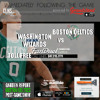 004: Boston Celtics vs Washington Wizards: Full Length Player/Coach Interviews - The Garden Report