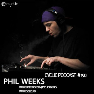 Cyclic Podcast #190 - Phil Weeks