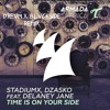 Stadiumx, Dzasko Feat. Delaney Jane - Time Is On Your Side (Drevm X Blvckside Remix)