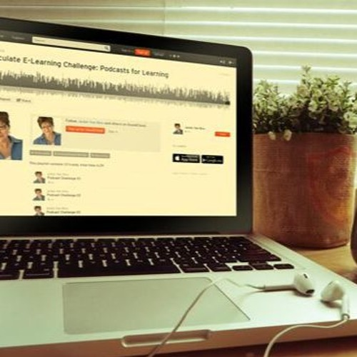 Articulate E-Learning Challenge: Podcasts for Learning