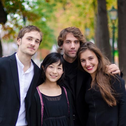 G P Telemann - Troisième Quatuor Parisien: VI. Gai