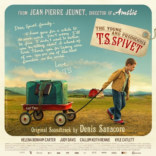 The Young and Prodigious TS Spivet Soundtrack