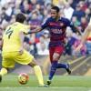 FC Barcelona vs Villarreal 11/8/2015