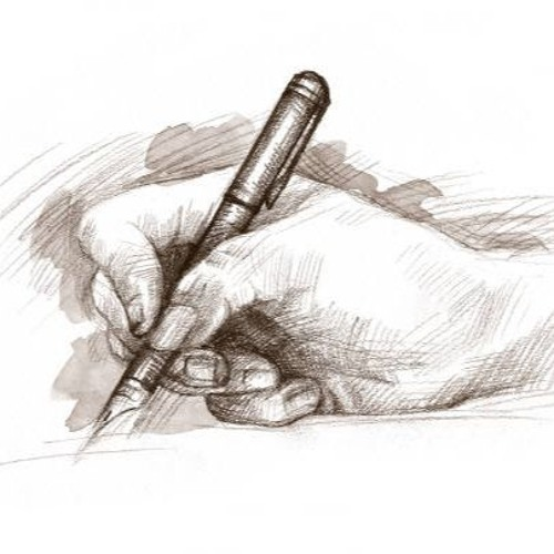 The Writer's Hand (three female voices)