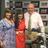 Alan Jones radio interview with Pippa & Judith