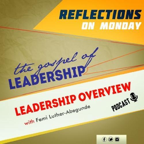 Femi L. Abegunde -Effect Of Leadership