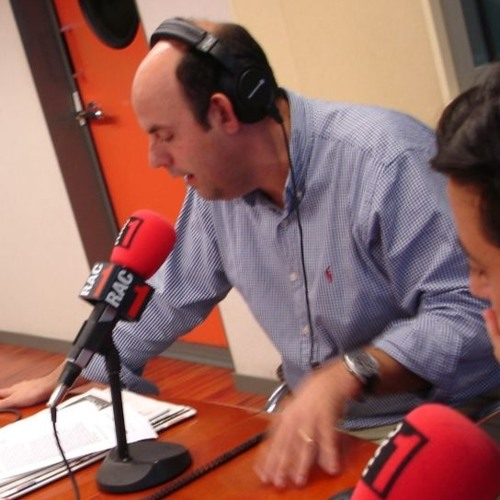 19/ 11 /2010) Jordi Basté. El Davantal Jordi Mas