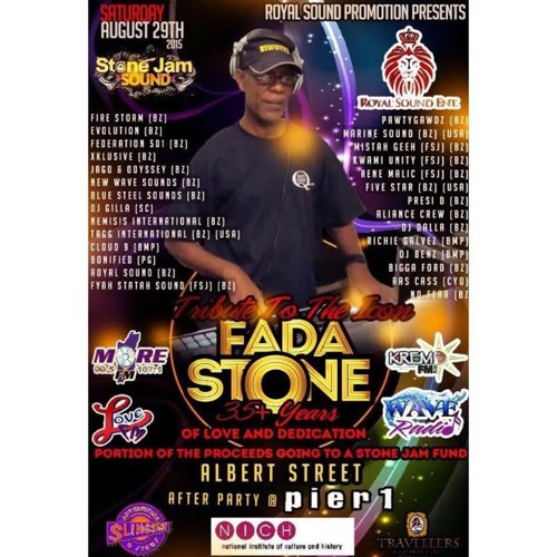 STONE JAM SOUND AT FADA STONE TRIBUTE AUGUST 2015 by RGS
