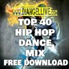 Top 40 Hip Hop Dance Mix - Free Download -