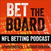 BET THE BOARD: NFL Week 9 Monday Night Football - Chicago Bears vs San Diego Chargers