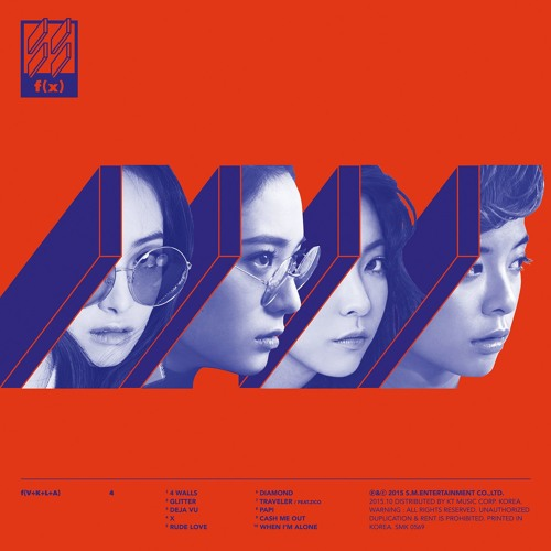 F(x)에프엑스 - 4 Walls (TH3O | Remix)