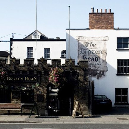 The Brazen Head Pub Dublin