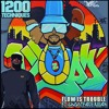 1200 Techniques Flow is Trouble Ft. Ghostface Killah Rmx Prod by Dj Peril