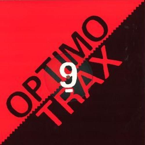 """Optimo Trax 009 - Jasper James - Sneaky 12""""  EP (sampler)"""