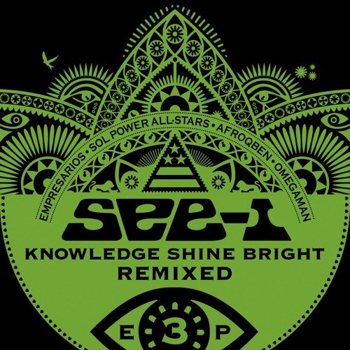 Knowledge Shine Bright Remixed EP3