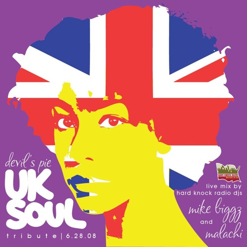 Devil's Pie UK Soul Tribute by Mike Biggz & Malachi (Originally Released July 2008)