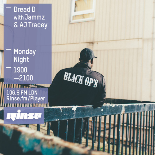 Rinse FM Podcast - Dread D w/ Jon E Cash + AJ Tracey + Jammz - 9th November 2015