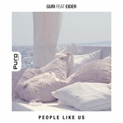 Guri Feat Eider - Be Free (Original Mix)