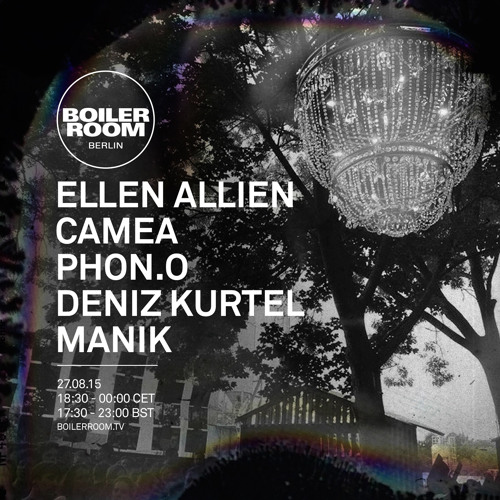 ellen allien boiler room berlin dj set by boiler room free