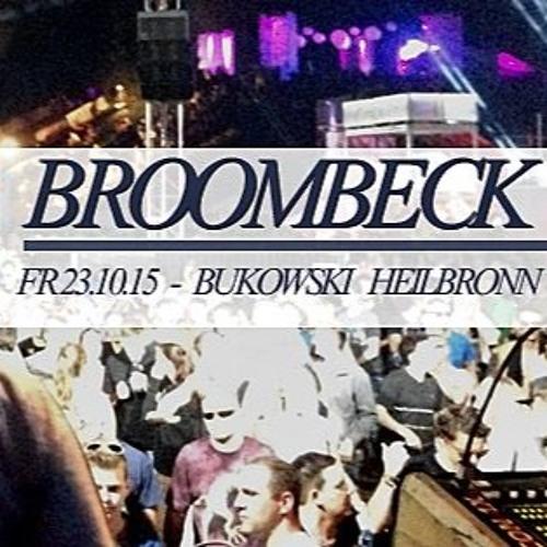 Broombeck @ Bukowski Live 23.10.2015