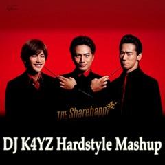 Share The Love(DJ K4YZ Hardstyle Mashup)