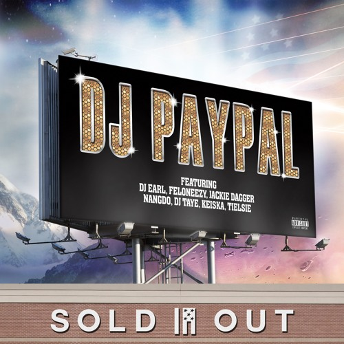 DJ Paypal - 'Slim Trak'