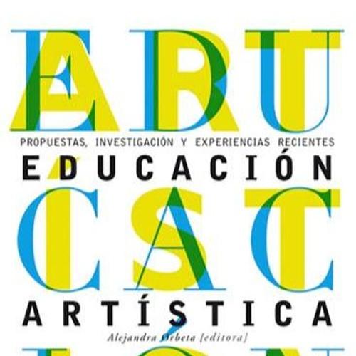 Conferencia de Imanol Agirre en II Simposio Educación Artística UAH