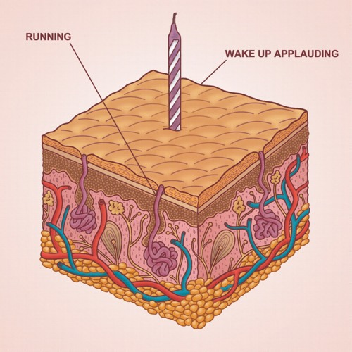 Running - Reclaimed Would