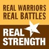 Real Warriors Campaign, Retired Army Maj. Jeff Hall and Sheri Hall