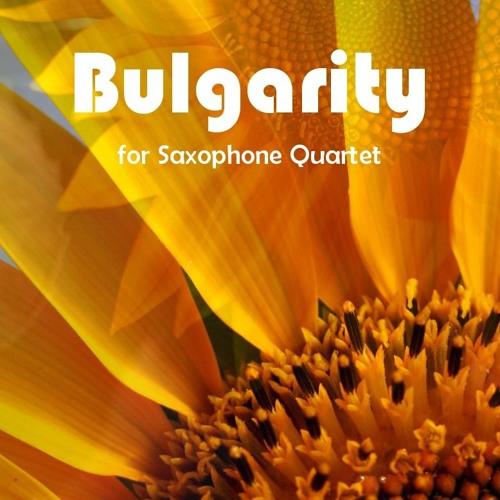 Bulgarity // The Donald Sinta Quartet (2013)