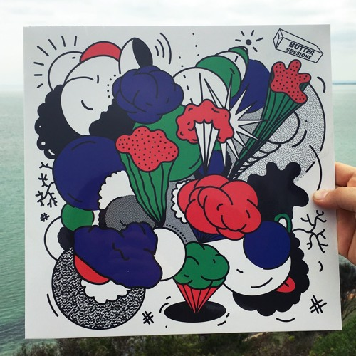 Dan White - Off Bluff EP (BSR006)