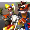Crash Bandicoot Warped - Midnight Run (pre-console mix)