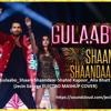 Download Gulaabo_Shaam Shaandaar-Shahid Kapoor_Alia Bhatt(Jecin George ELECTRO MASHUP COVER) Mp3