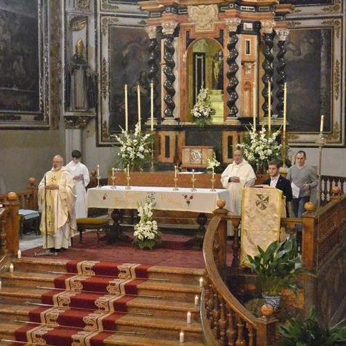 Entrevista a Francisco García OP en Iglesia Noticia (COPE Granada)