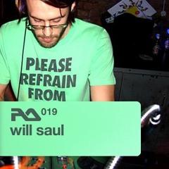 RA.019 Will Saul