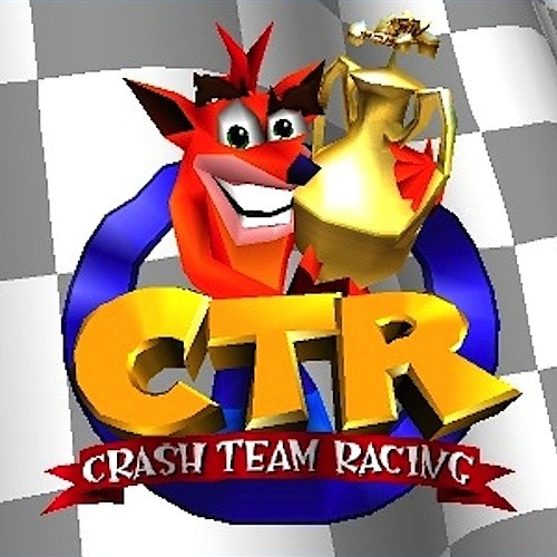 Crash Team Racing - Hot Air Skyway (pre-console mix)