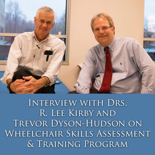 10NOV15 - Interview with Drs. R. Lee Kirby and Trevor Dyson-Hudson