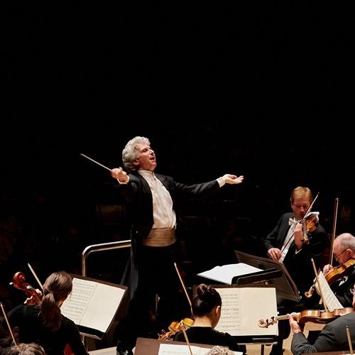 Peter Oundjian on Rimsky-Korsakov's Scheherazade