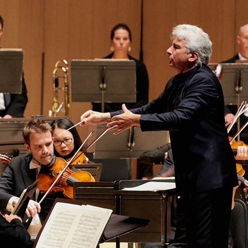 TSO Podcast 34: Peter Oundjian and William Norris