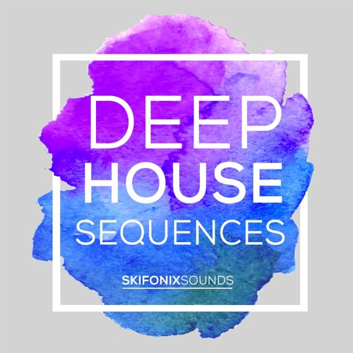 Deep house sample pack for Classic house sample pack